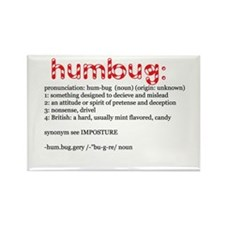 Humbug: Rectangle Magnet (100 pack)