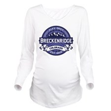 Breckenridge Midnight.png Long Sleeve Maternity T-