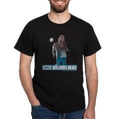 Walking Dead Full Moon Zombie Dark T-Shirt