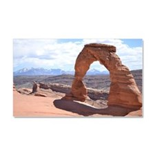 The Delicate Arch Car Magnet 20 x 12