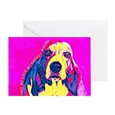 Basset Hound Dog Lover Birthday