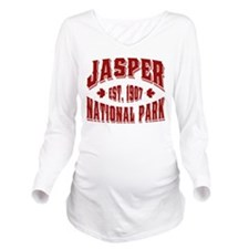 Jasper Old Style Canada Red.png Long Sleeve Matern
