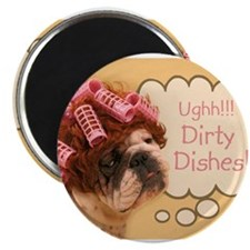 Dirty Dishes! Magnets