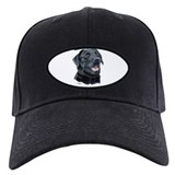 Tejas Black Labrador Baseball Hat