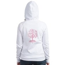 Guitars Tree w/Roots Fitted Hoodie