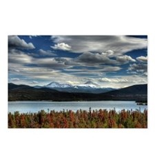 Lake Dillon in Fall - Postcards (Package of 8)
