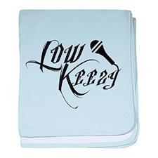 Lowkeezy baby blanket