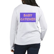 Midwives gift BABY CATCHER T-Shirt