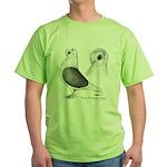 Polish Owl Green T-Shirt