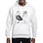 Polish Owl Hooded Sweatshirt