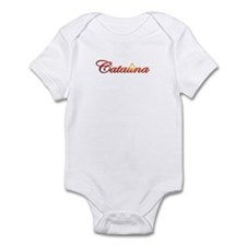 Cool Catalina island Infant Bodysuit