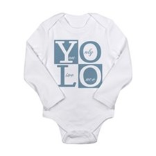 YOLO Square Body Suit