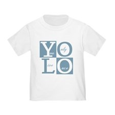 YOLO Square T-Shirt