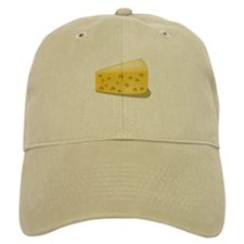 Swiss Cheese Baseball Baseball Cap