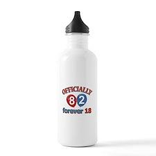 Officially 82 forever 18 Water Bottle