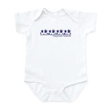 Funny Grand cayman Infant Bodysuit