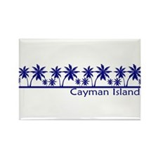 Unique Grand cayman Rectangle Magnet (100 pack)