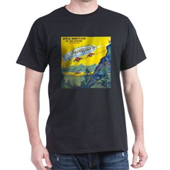 Aerial Mono-Flyer Dark T-Shirt