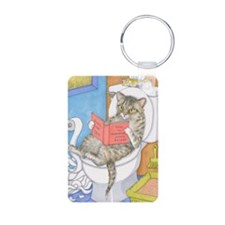 Cat 535 Keychains