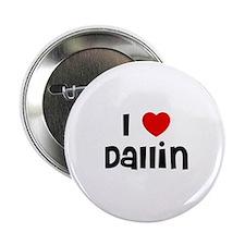 """I * Dallin 2.25"""" Button (10 pack)"""