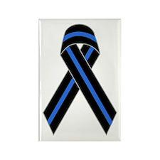Memorial Ribbon Rectangle Magnet