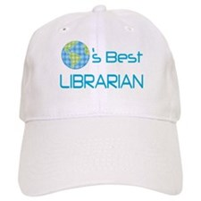 Librarian (Worlds Best) Baseball Cap