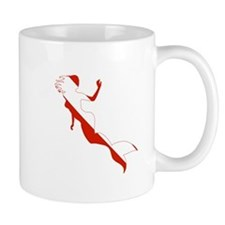 Mermaid Diver Mug