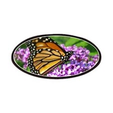Monarch Butterfly Patches