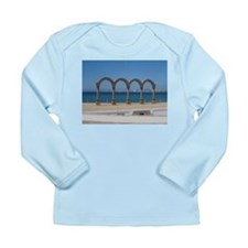 Puerto Vallarta Seaside Long Sleeve T-Shirt