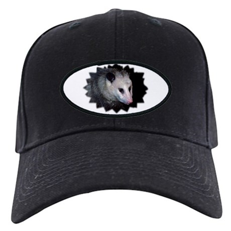 Awesome Possum Black Cap