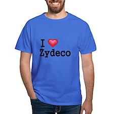 I love Zydeco T-Shirt