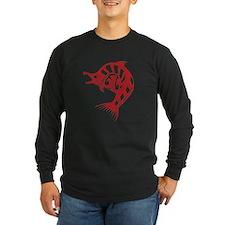 sockeye4 Long Sleeve T-Shirt