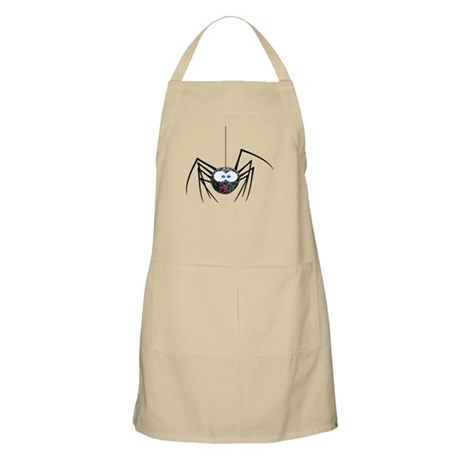 Hairy Spider Apron
