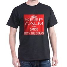 KEEP CALM and DANCE WITH THE STARS T-Shirt