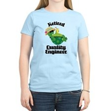 Retired Quality Engineer T-Shirt