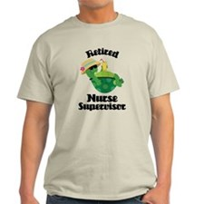 Retired Nurse Supervisor T-Shirt