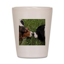 Bassett Love Shot Glass
