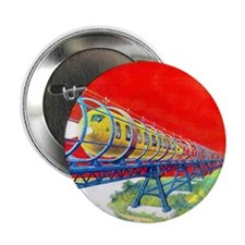 "Electric Flyer 2.25"" Button (100 pack)"