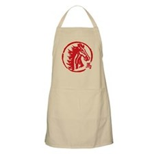 Chinese New Year of The Horse Apron