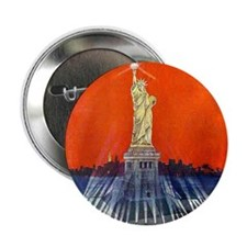 "Electric Liberty 2.25"" Button (10 pack)"
