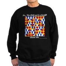 Six Bored Heralds Sweatshirt (dark)