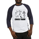 Cross Train! Baseball Jersey