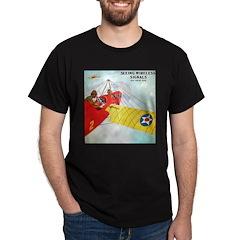 Wireless Signals Dark T-Shirt