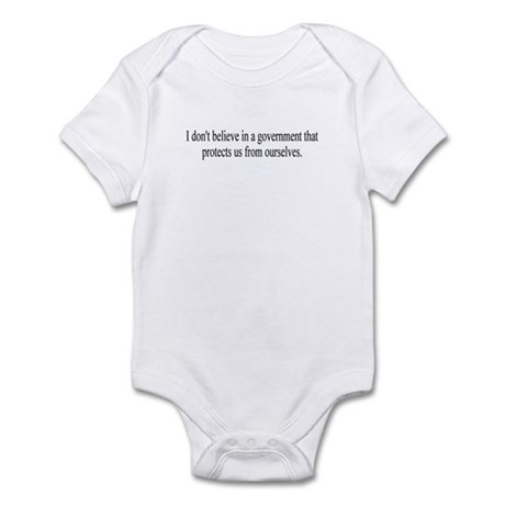Government Protection? Infant Bodysuit