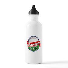 Baseball Dad Water Bottle