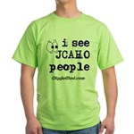 JCAHO People Green T-Shirt