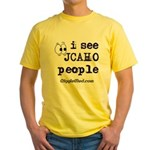 JCAHO People Yellow T-Shirt