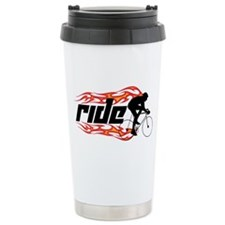 Ride Ceramic Travel Mug