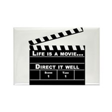 Cute Hollywood Rectangle Magnet (10 pack)