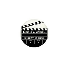 Cool Film Mini Button (10 pack)
